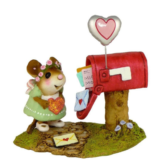 Cupid's Special Delivery M-383a by Wee Forest Folk