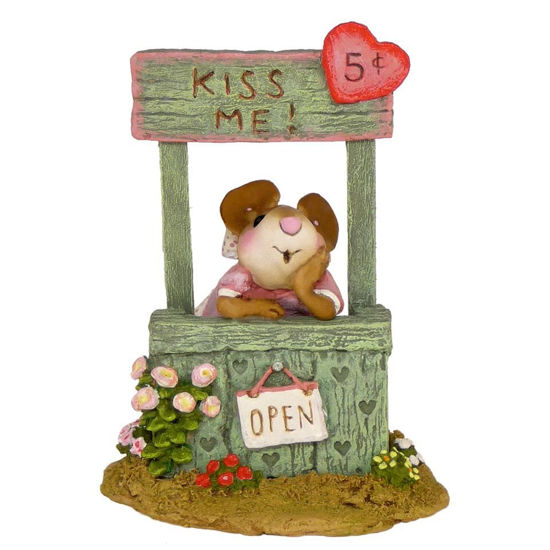 Kissin' Katie M-323 Green by Wee Forest Folk®