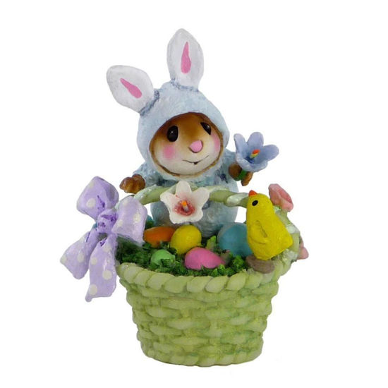 Wee Bunny's Basket TM-05 by Wee Forest Folk®