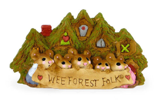 Wee Forest Folk Sign WFF-1 by Wee Forest Folk