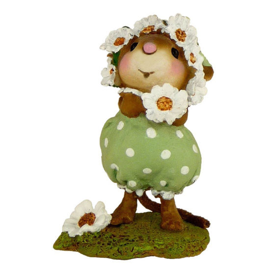 Daisy Chain M-396 Green by Wee Forest Folk®