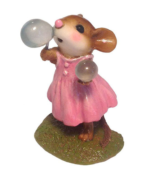 Poppy's Bubble M-321 Pink by Wee Forest Folk