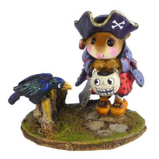 Curious Crow M-532 by Wee Forest Folk®