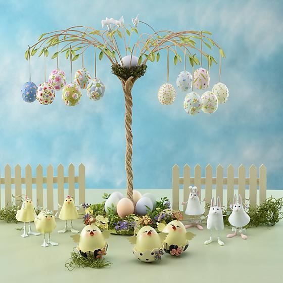 Egg Tree by Patience Brewster