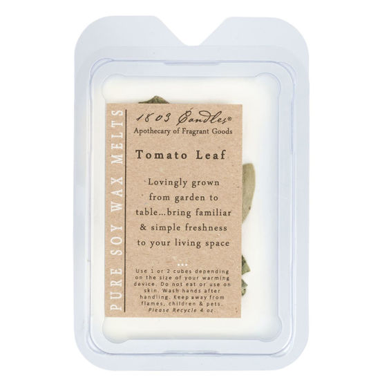 Tomato Leaf Melters by 1803 Candles