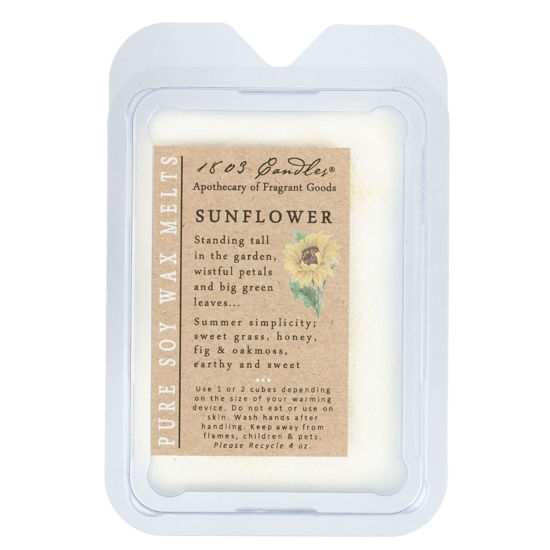 Sunflower Melters by 1803 Candles