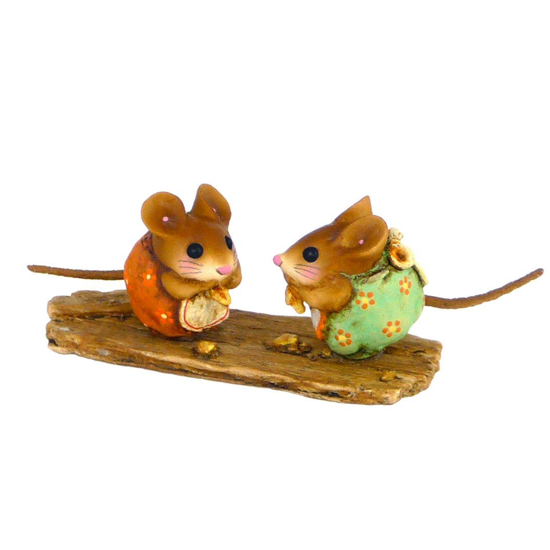 Nibble Mice NM-2 Fall by Wee Forest Folk®