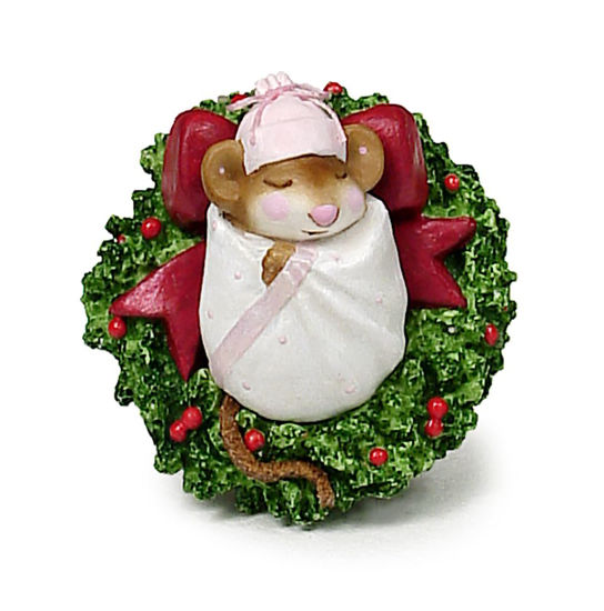 Christmas Cutie M-303 Pink By Wee Forest Folk®