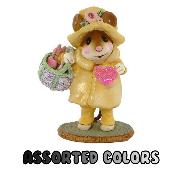Have a Heart (Assorted) M-318 by Wee Forest Folk®