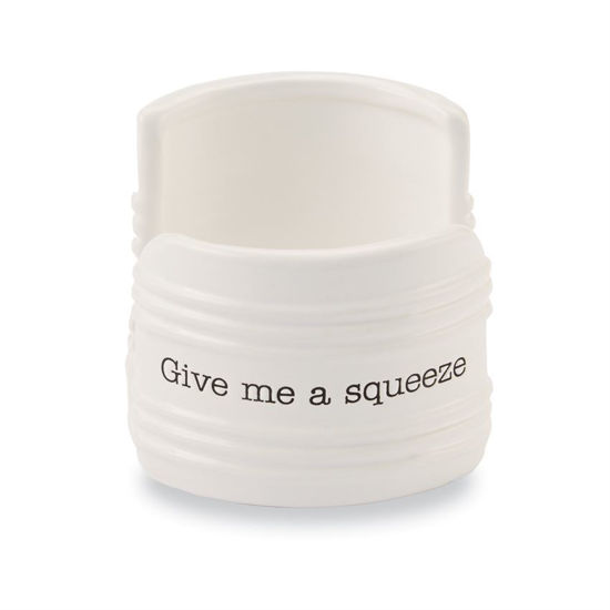 Give Me A Squeeze Sponge Caddy by Mudpie