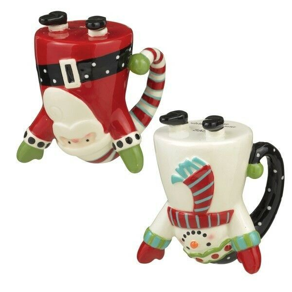 Merry Mini Salt & Pepper Shaker Set by Grasslands Road