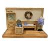 Sewing Shop Displayer by Habitat Hideaway
