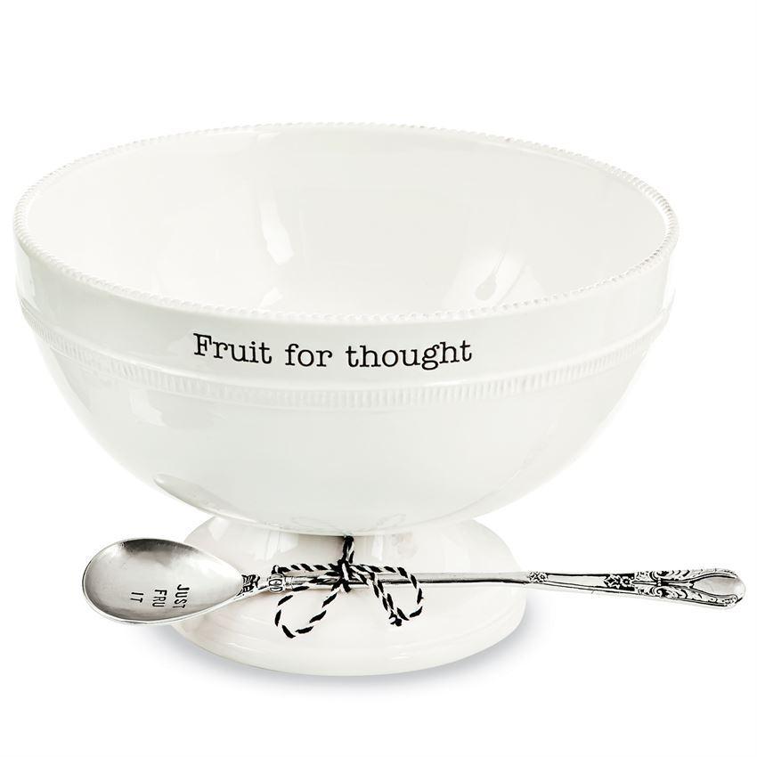 Fruit Bowl Set by Mudpie