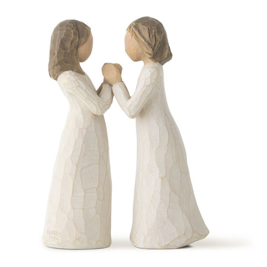 Sisters by Heart by Willow Tree®