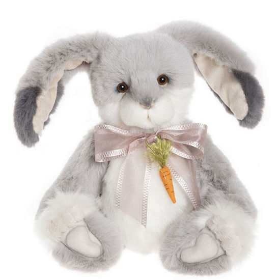 Cabbage Rose Rabbit by Charlie Bears™