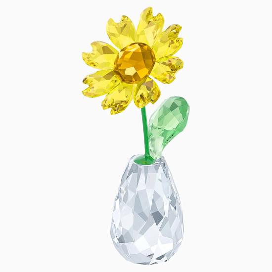 Flower Dreams - Sunflower by Swarovski