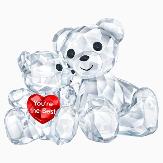 Kris Bear - You're The Best by Swarovski