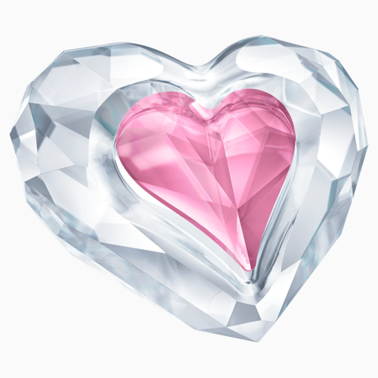 Heart - Only For You by Swarovski