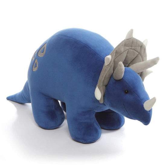 """Charger Triceratops 20"""" by Gund"""