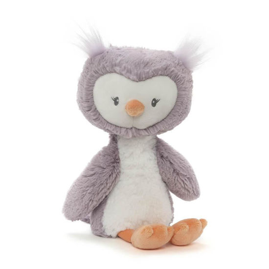 "Baby Toothpick Quinn Owl 12"" by Gund"