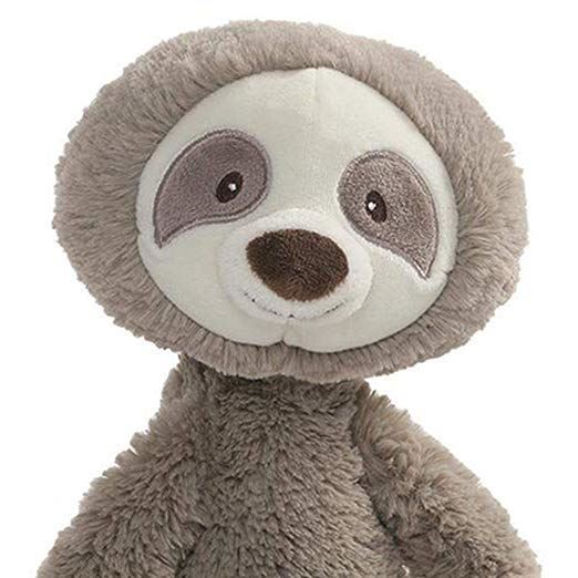 """Baby Toothpick Reese Sloth 12"""" by Gund"""