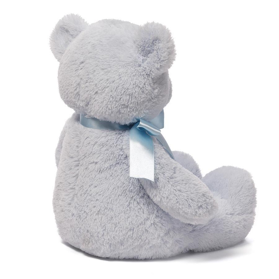 """My 1st Teddy Blue 18"""" by Gund"""