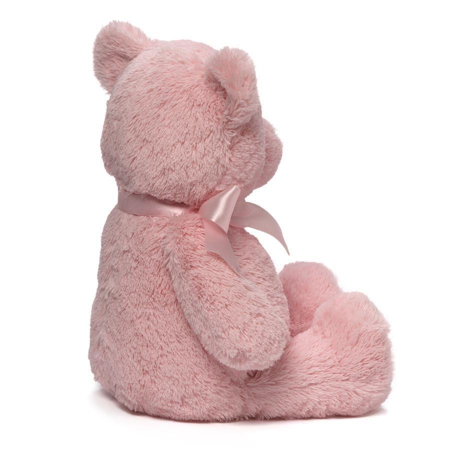 """My 1st Teddy Pink 15"""" by Gund"""