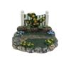 Spring Garden Displayer (yellow) by Habitat Hideaway