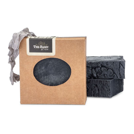 Activated Charcoal Handmade Soap by 1803 Candles