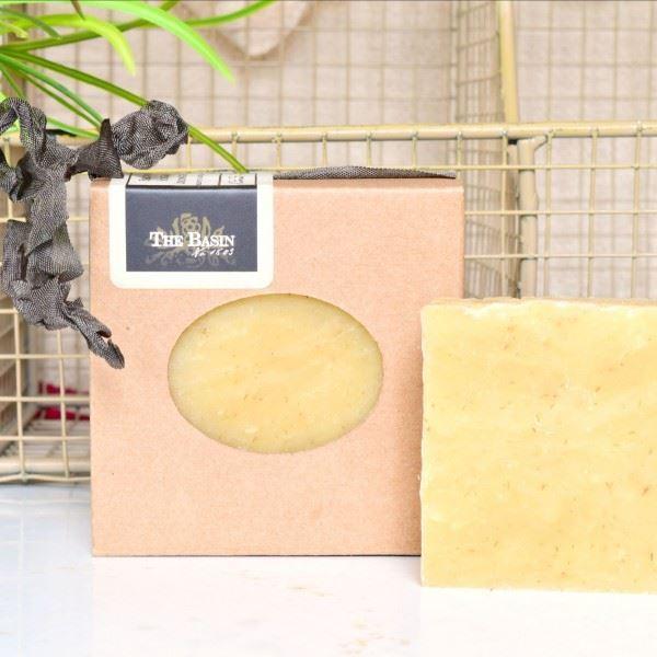 Brown Sugar Lemongrass Handmade Soap by 1803 Candles