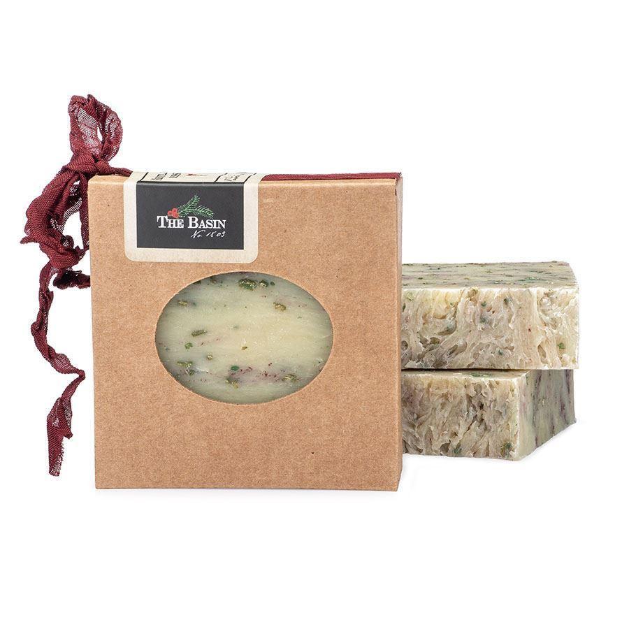 Mistletoe Kisses Handmade Soap by 1803 Candles