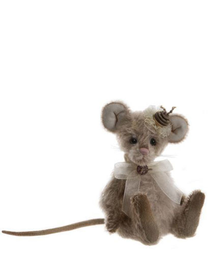 Lace Mouse by Charlie Bears™