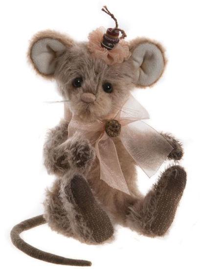 Diamond Mouse by Charlie Bears™