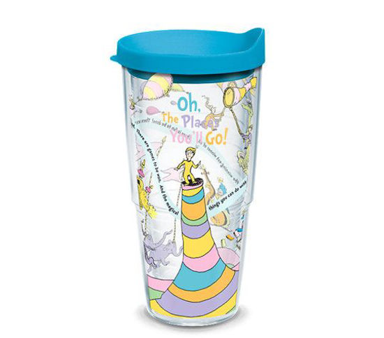 Dr. Seuss™ - Oh the Places You'll Go 24oz by Tervis