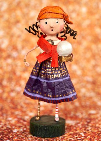 Gypsy Rose by Lori Mitchell