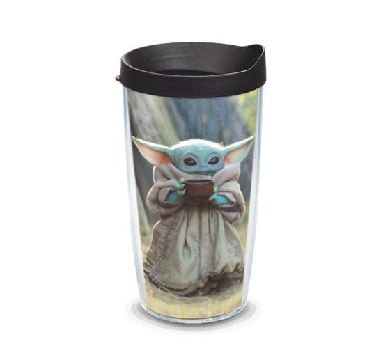 Mandalorian - The Child Sipping 16oz. Tumbler by Tervis