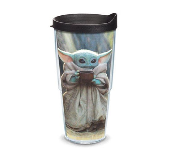 Mandalorian - The Child Sipping 24oz Tumbler by Tervis