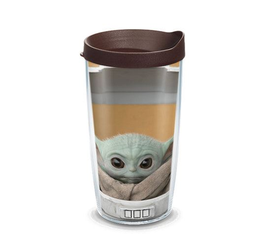 Mandalorian - The Child Stare 16oz. Tumbler by Tervis