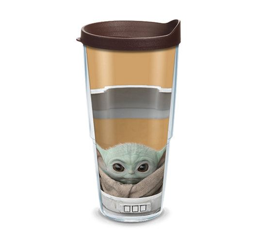 Mandalorian - The Child Stare 24oz Tumbler by Tervis