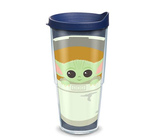 Mandalorian - The Child in Carrier 24oz Tumbler by Tervis
