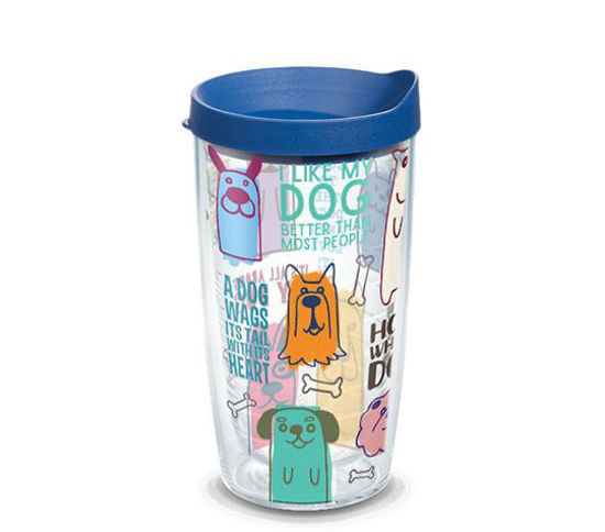Dog Sayings 16oz. Tumbler by Tervis