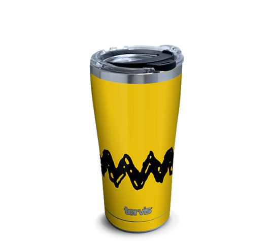 Peanuts - Charlie Stripe 20oz. Stainless Steel Tumbler by Tervis