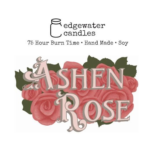Ashen Rose Jar by Edgewater Candles