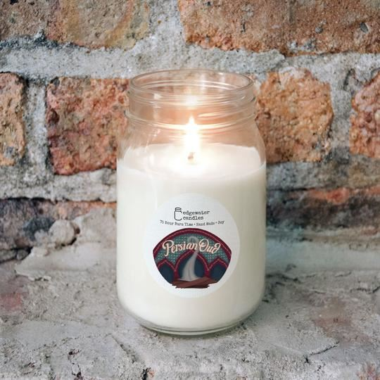 Persian Oud Jar by Edgewater Candles