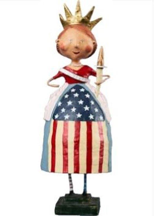 Lady Liberty by Lori Mitchell