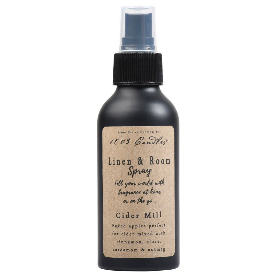 Cider Mill Linen & Room Spray by 1803 Candles