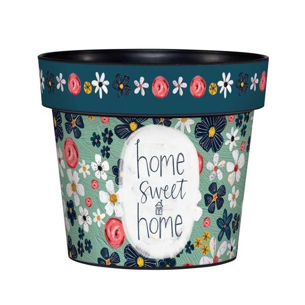 "My Sweet Home 6"" Art Pot by Studio M"
