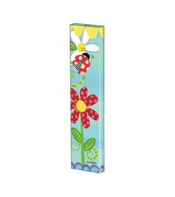 "Happiness Blooms 13"" Mini Art Pole by Studio M"