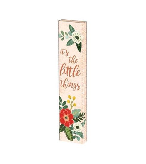 """It's the Little Things 13"""" Mini Art Pole by Studio M"""