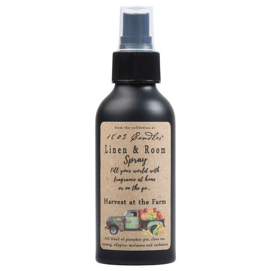 Harvest at the Farm Linen & Room Spray by 1803 Candles